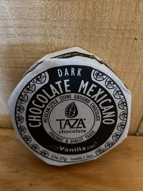 Taza Chocolate Disc | Vanilla | 2.7oz