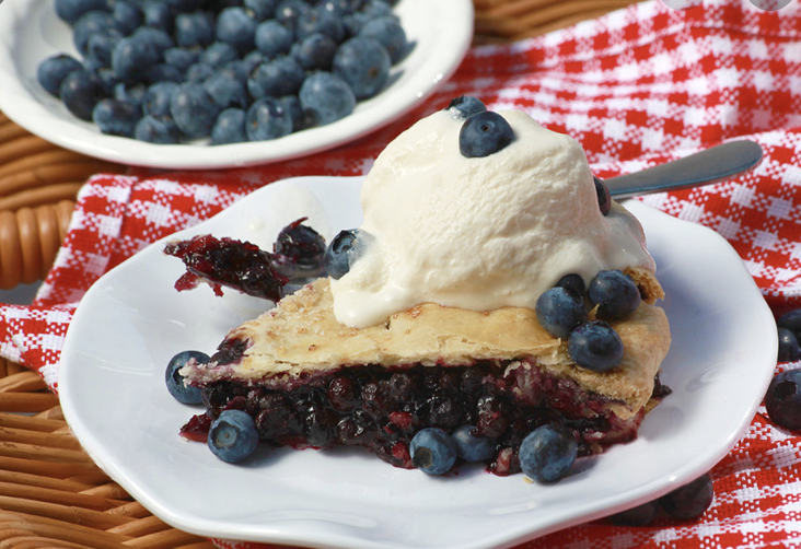 Large Blueberry | Centerville Pie Company