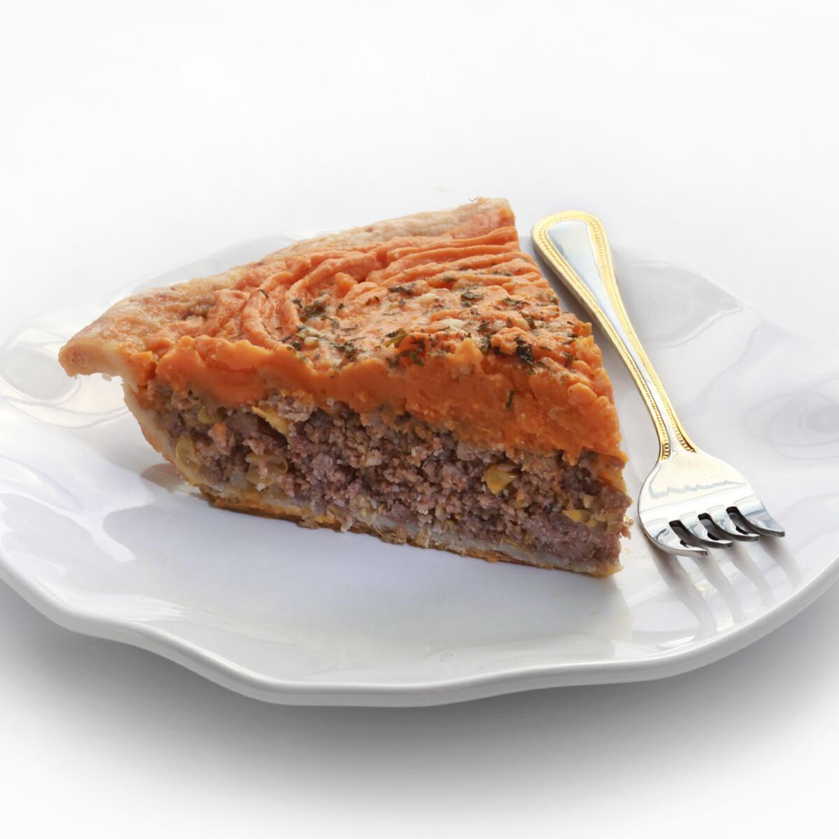 Large Homestyle Sweet Potato Shepards Pie   Centerville Pie Company