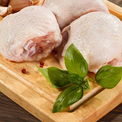 Chicken Thighs |approx. 1.5 lbs | Lilac Hedge Farm