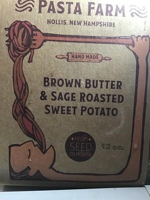 Valicenti Brown Butter & Sage Roasted Sweet Potato Ravioli