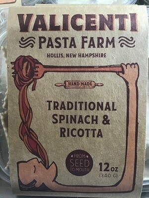 Valicenti Spinach & Ricotta Ravioli