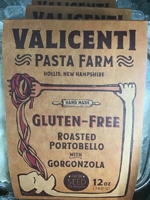 Valicenti Gluten Free Roasted Portobello Mushroom w/ Gorgonzola Ravioli