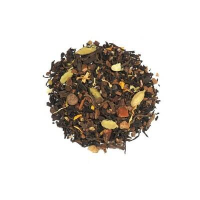 Smokey Vanilla Chai Tea    Soluna Garden Farms