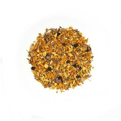Turmeric Ginger Tea    Soluna Garden Farms