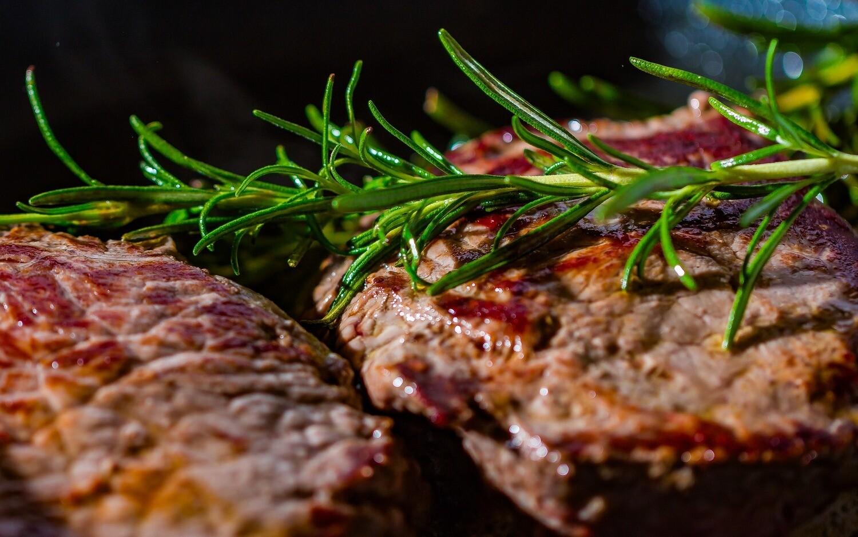 Botermalse runder biefstuk