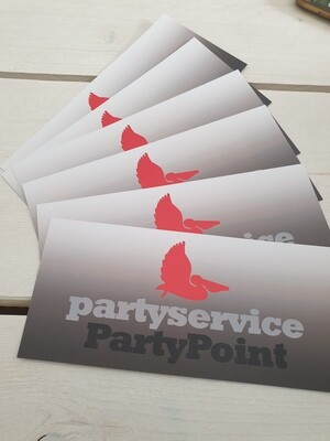 Partygeschenk Party Point (cadeaubon)
