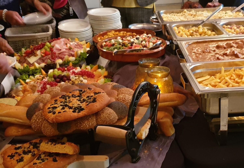 Culinair-arrangement