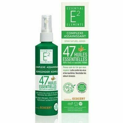 E2 - Spray Assainissant  100ML