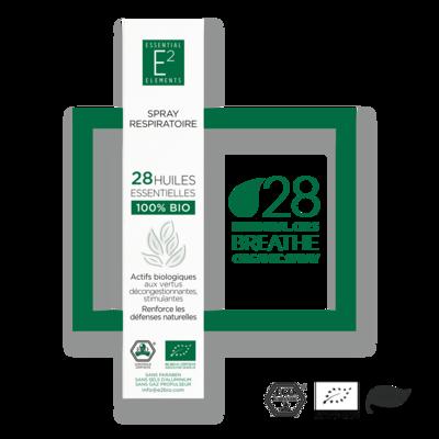 E2 - Spray Respiratoire 100ML