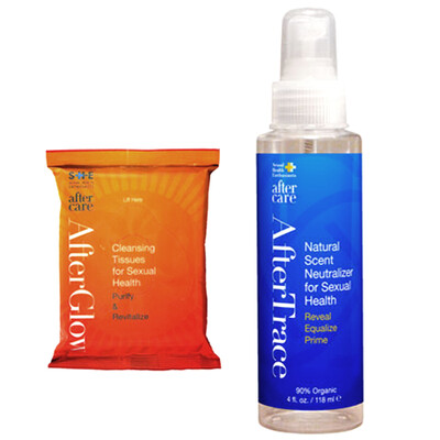 AfterGlow & AfterTrace Intimate Cleansing -10% OFF