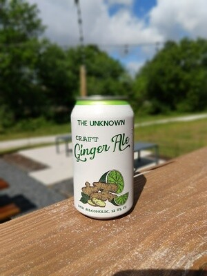 The Unknown Ginger Ale