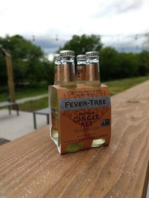 Fever-tree Ginger Ale (4pk)
