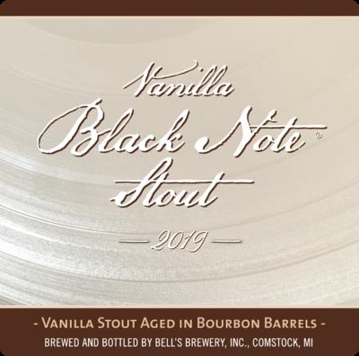 RARE BEER - Bell's Vanilla Black Note Boubon Barrel Aged Imperial Stout (32oz Crowler)