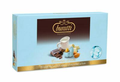Cioccolato Mandorla Colorati
