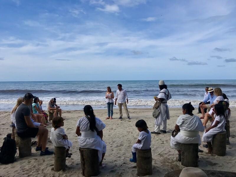 Experiencia de intercambio cultural con Indiguenas Kogui/Arhuaco