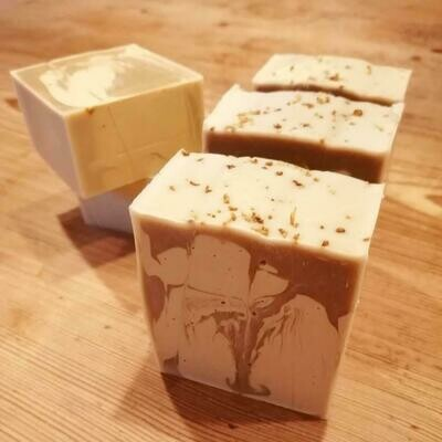 Green Tea & Lemon Soap by TinShedSoap (Vegan)
