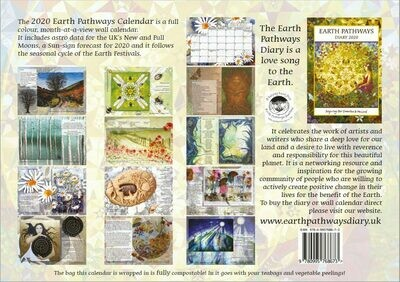 Earth Pathways CALENDAR 2021