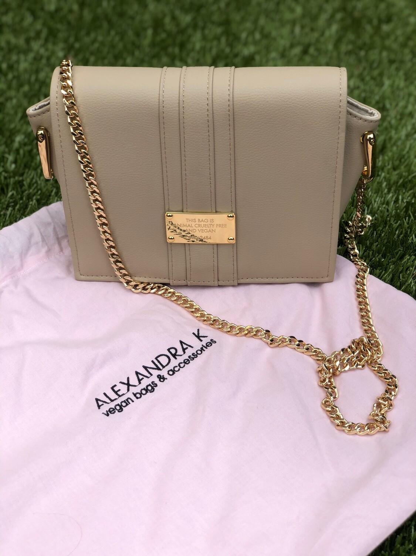 Alexandra K 0.8 Mini Shoulder Bag Vanilla