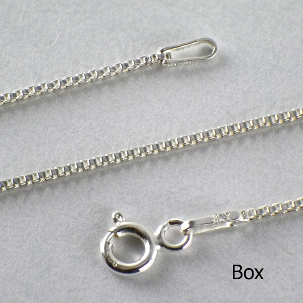 """Box Chains     16"""" - 36""""     Starting at just..."""