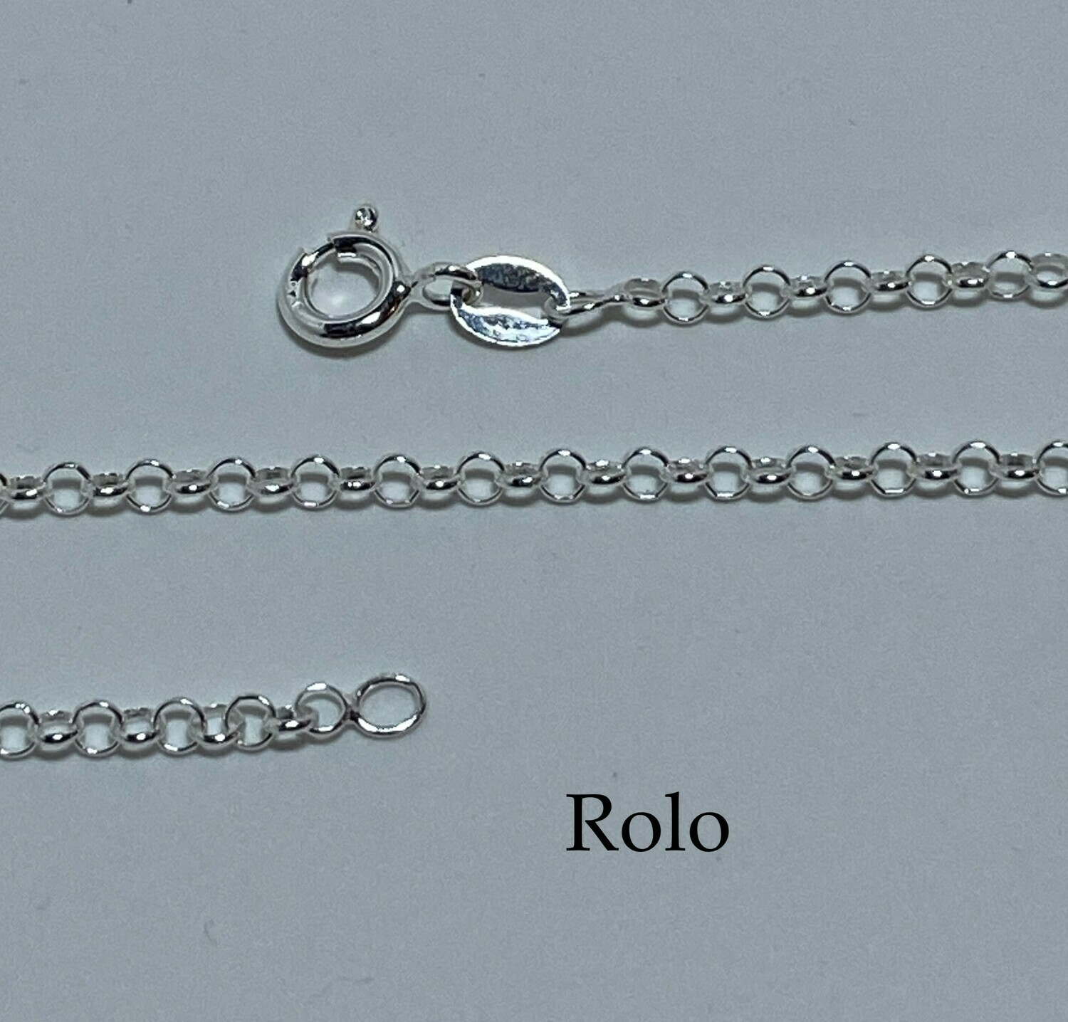 "Rolo Chains  16"" - 24""  Starting at just..."