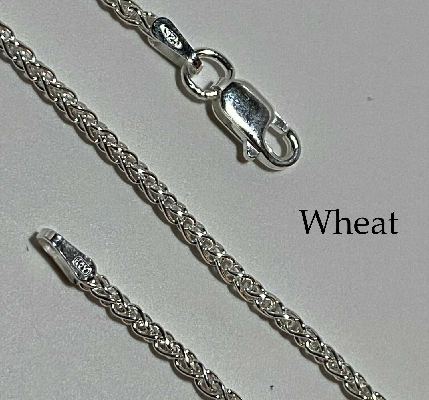 """Wheat Chain  16"""" - 36""""    Starting at just..."""