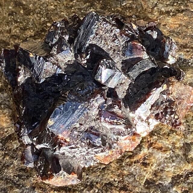 Cassiderite