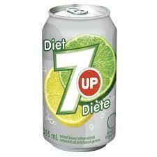 7up diète