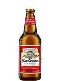 Budweiser 341 ml