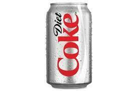 Coke diète 355ml