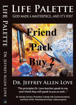 Friend Pack (2 Books)