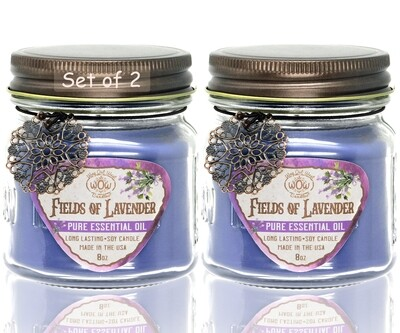 Fields of Lavender Candle Gift Pack