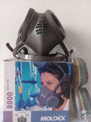 Half Face Mask(Semi-Máscara) -Serie8000