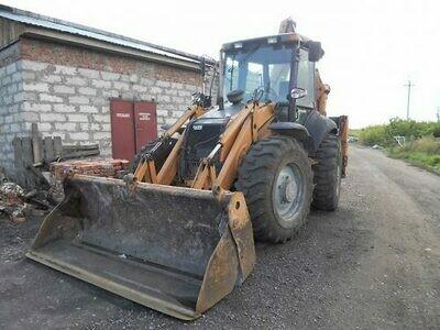 Нанять трактор для уборки