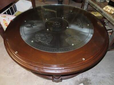 Bicentennial Round Coffee Table