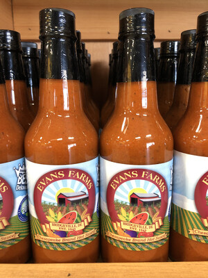 Bottled Hot Sauce