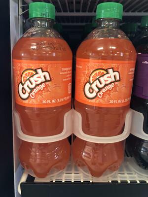 Orange Crush- 20 Oz