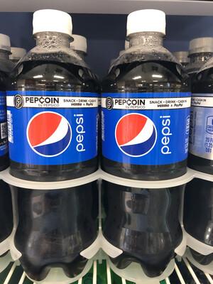 Pepsi- 20 Oz