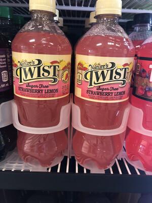 Strawberry Lemon Twist