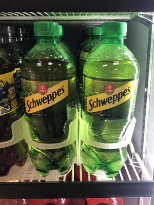 Schweppds Ginger Ale