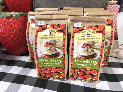 Strawberry Shortcake Mix