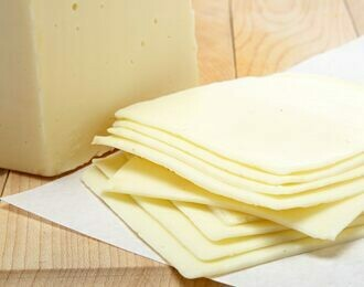 White American Cheese 1Lb Slices