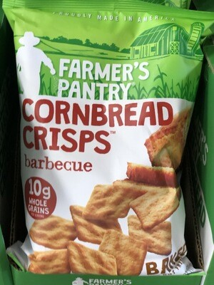 Farmers Pantry Cornbread Crisps Bbq