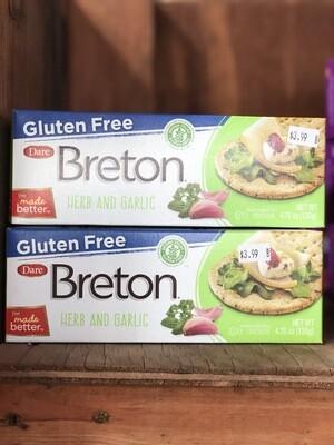 Brenton Herb And Garlic
