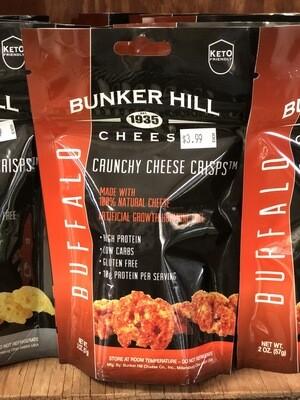 Buffalo Cheese Crisp