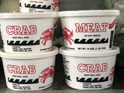 Jumbo Lump Maryland Crabmeat
