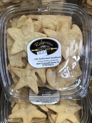 Sand Tarts - Cookies - Cinnamon Sugar