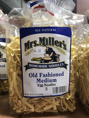 Old Fashioned Medium Noodles