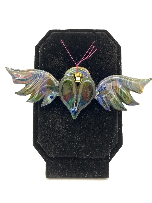 Hensley Heart w/ Wings