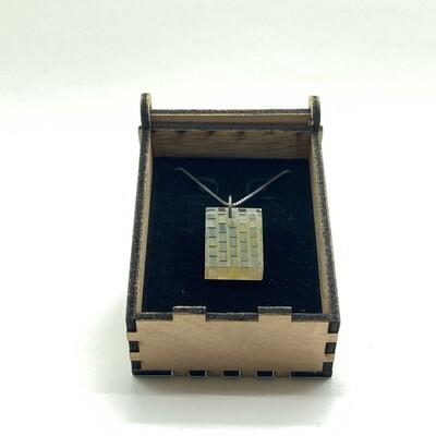 Ryan Teurfs Honey Jewel Pendant